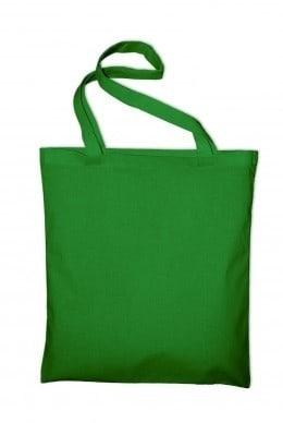 Taška bavlněná, zelená (Peagreen)