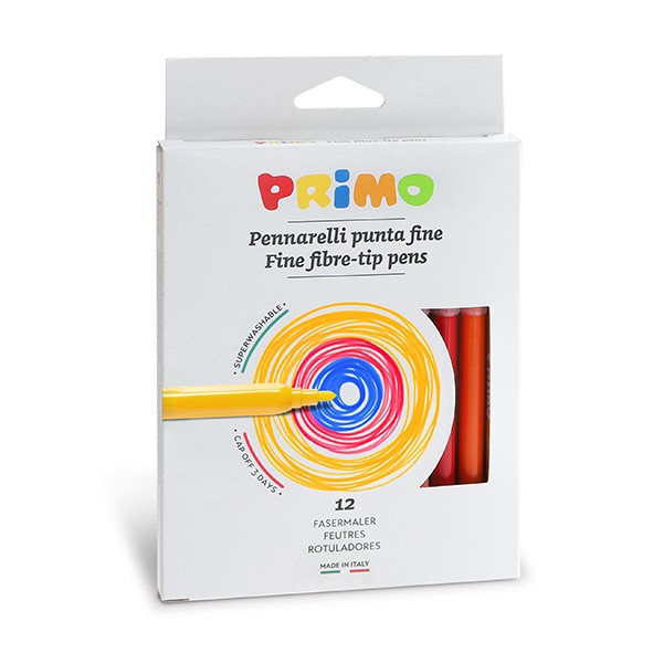 Fixy PRIMO, hrot 2,5mm, 12ks, papírový obal