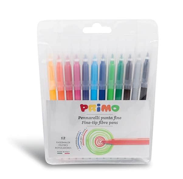 Fixy PRIMO, hrot 2,5mm, 12 ks, PP obal