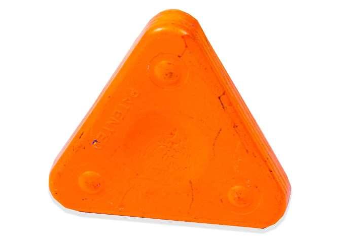 Voskovka trojboká Magic Triangle basic oranžová (č. barvy 250)