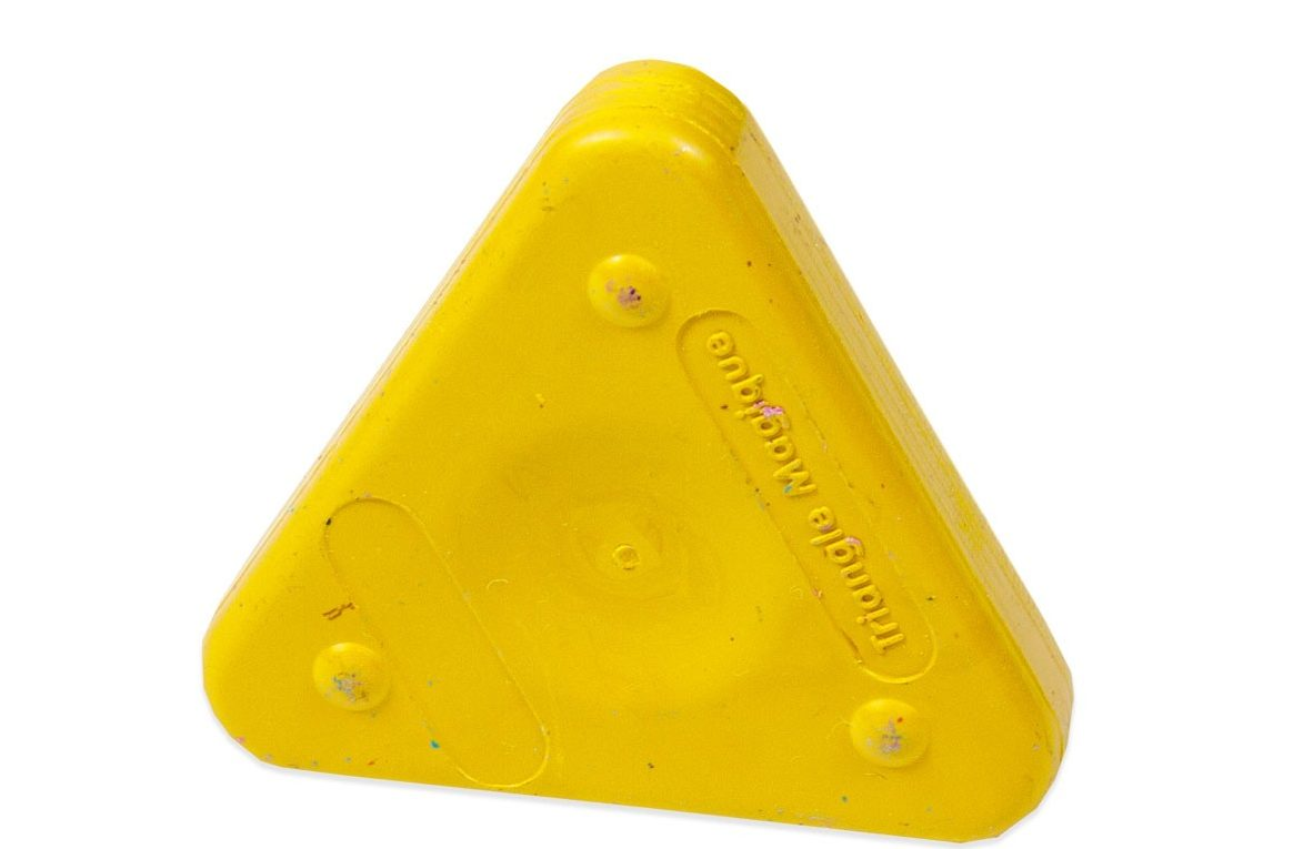 Voskovka trojboká Magic Triangle basic žlutá (č. barvy 230)