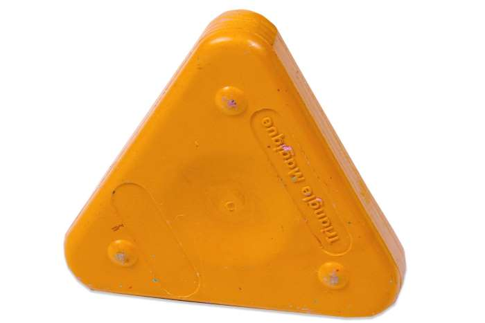 Voskovka trojboká Magic Triangle pastel okrová (č. barvy 270)