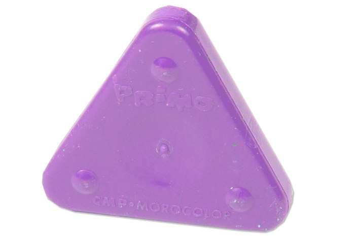 Voskovka trojboká Magic Triangle pastel lila (č. barvy 450)