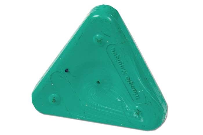 Voskovka trojboká Magic Triangle pastel tyrkysová (č. barvy 560)