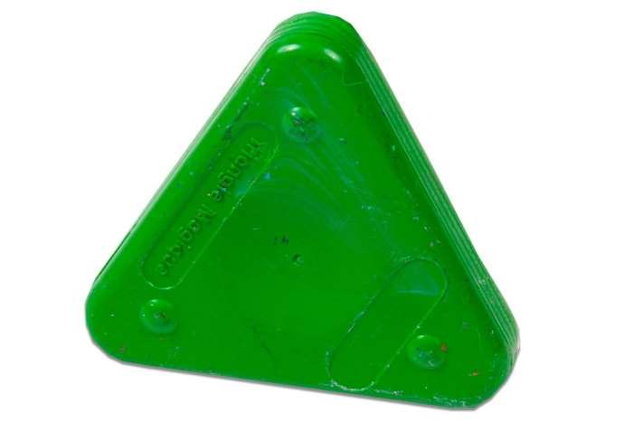 Voskovka trojboká Magic Triangle basic zelená (č. barvy 670)
