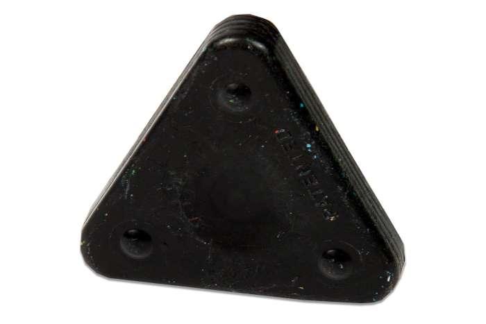 Voskovka trojboká Magic Triangle basic černá (č. barvy 800)