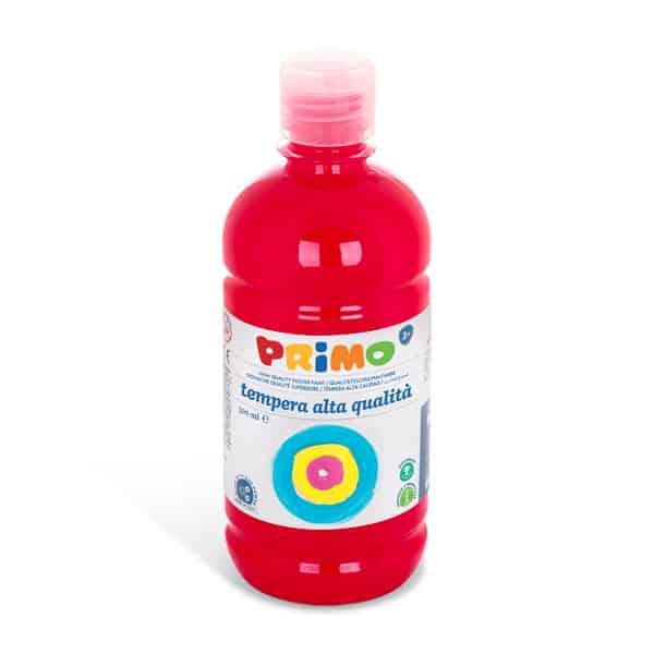 Temperová barva PRIMO, 500ml, tm. růžová (č. barvy 301)