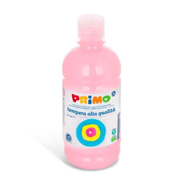 Temperová barva  PRIMO, 500ml, růžová (č. barvy 330)