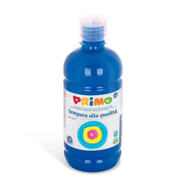 Temperová barva  PRIMO, 500 ml, sv. modrá (č. barvy 501)