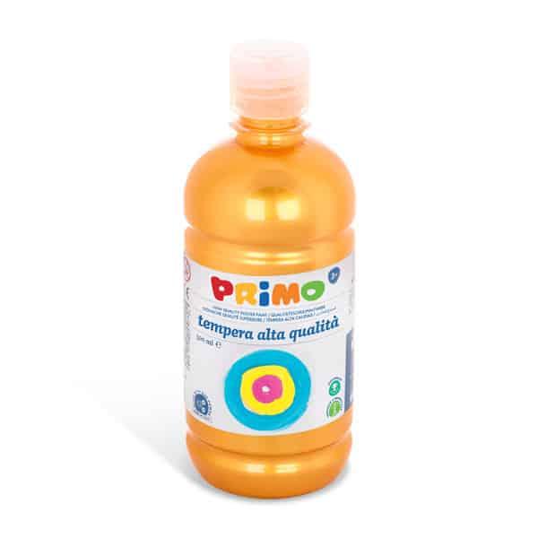 Temperová barva PRIMO, 500 ml, zlatá (č. barvy 920)