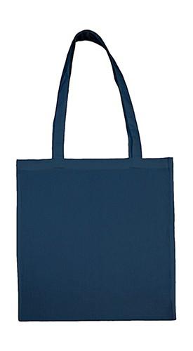 Taška bavlněná, modrá indigo (Indigo Blue)
