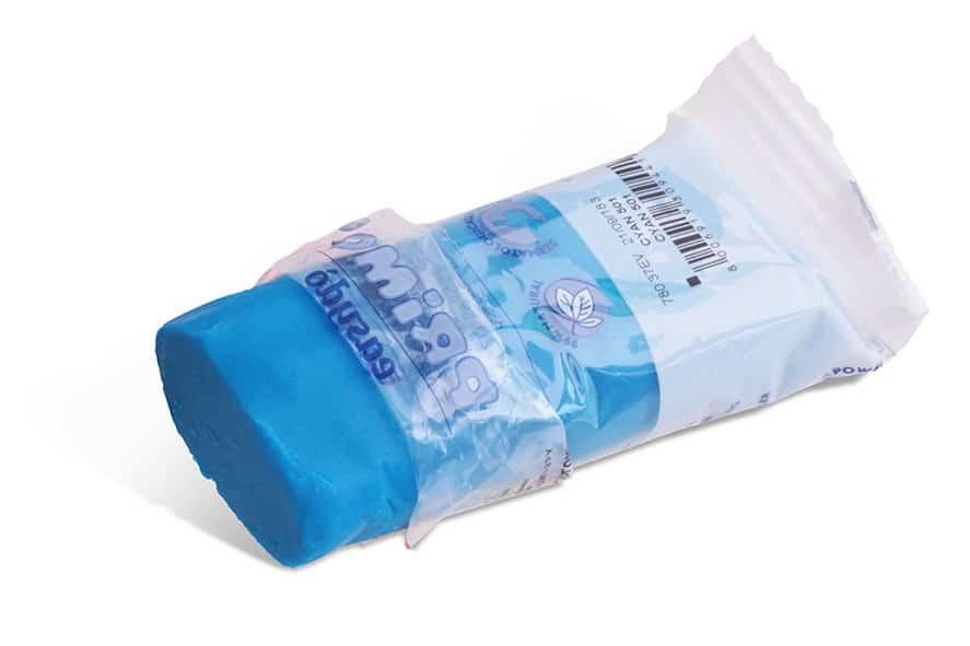 Modelovací hmota PRIMO NATUR, 100g, modrá (č. barvy 501)