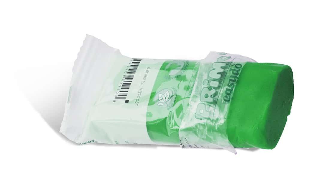 Modelovací hmota PRIMO NATUR, 100g, zelená (č. barvy 600)