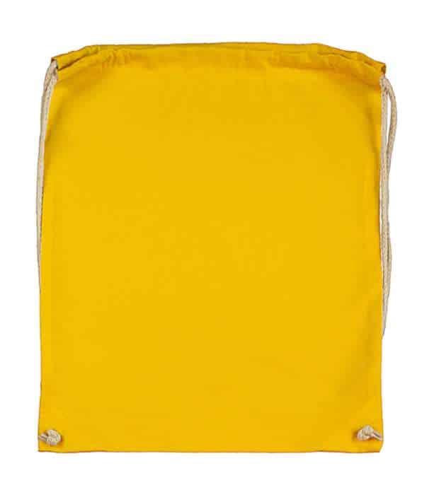 Batoh bavlněný, žlutý (Yellow)