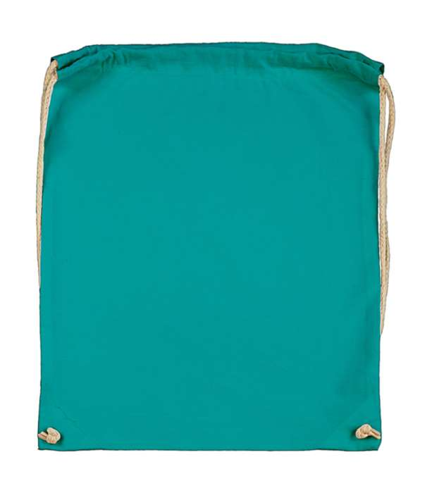 Batoh bavlněný, tyrkys (Turquoise)