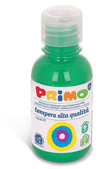 Temperová barva PRIMO, 125ml, zelená (č. barvy 610)