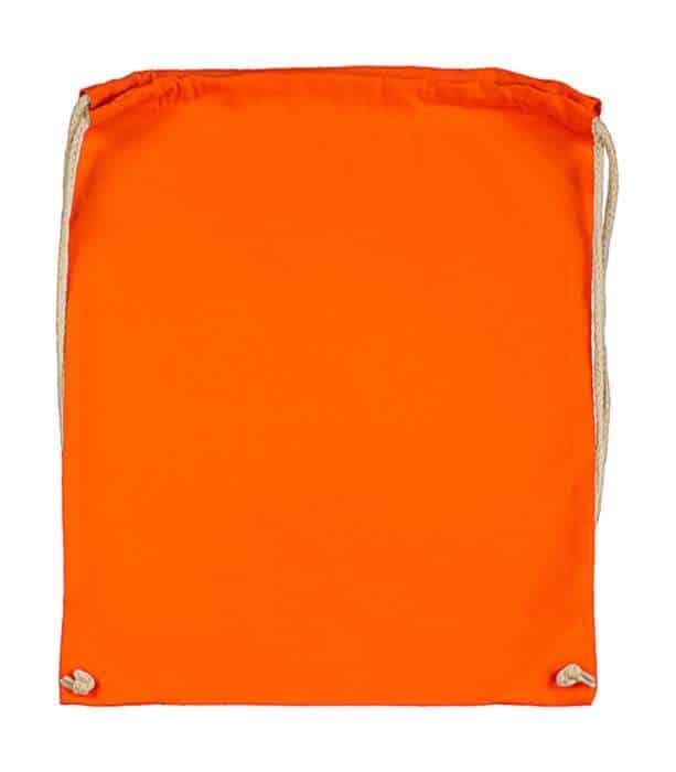 Batoh bavlněný, oranžový (Tangerine)
