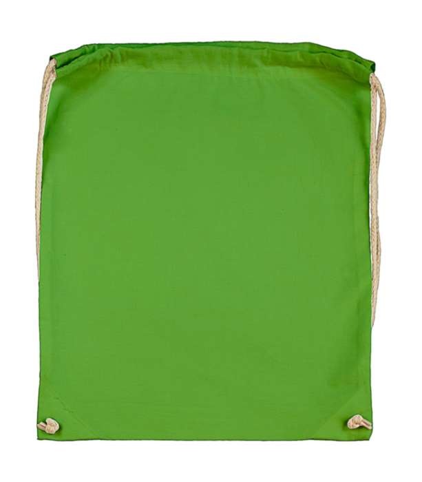 Batoh bavlněný, sv. zelený (Light Green)