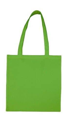 Taška bavlněná, světle zelená (Light Green)