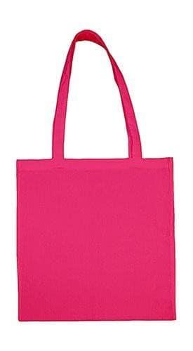 Taška bavlněná, fuchsiová (Pink)