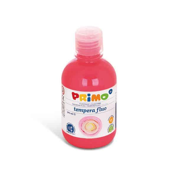 Temperová barva PRIMO FLUO, 300ml, fuchsiová (č. barvy 370)