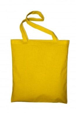 Taška bavlněná, žlutá (Yellow)