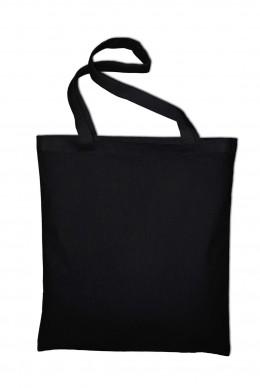 Taška bavlněná, černá (Black)