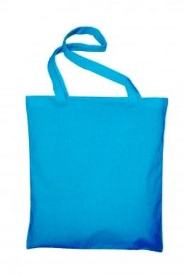 Taška bavlněná, sv. modrá (Mid Blue)