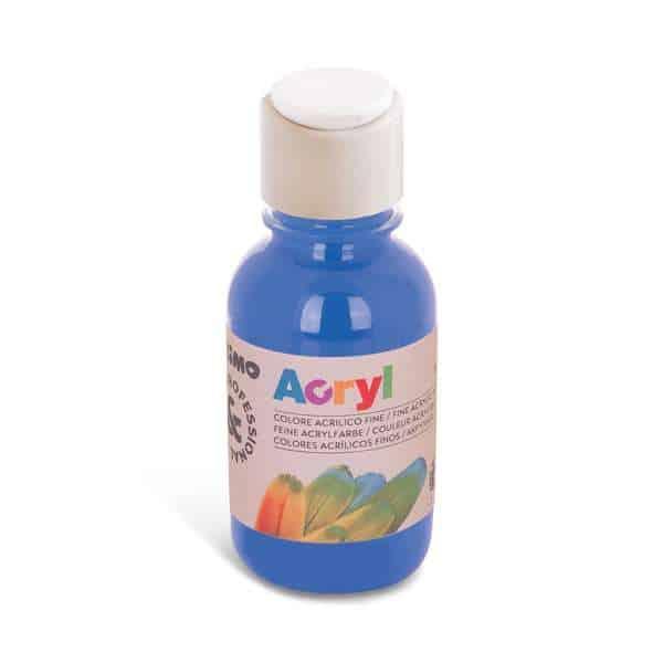 Akrylová barva PRIMO 125 ml, modrá kobaltová (č. barvy 540)