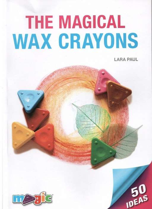 Book - The magical Wax Crayons
