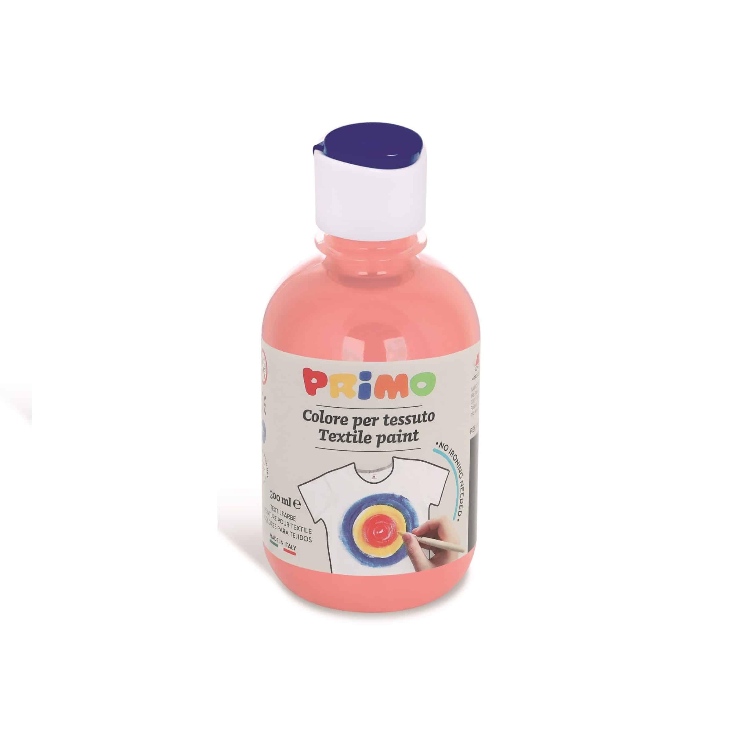 Barva na textil PRIMO 300ml, růžová (č. barvy 330)