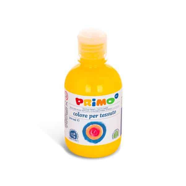 Barva na textil PRIMO 300ml, žlutá (č. barvy 201)