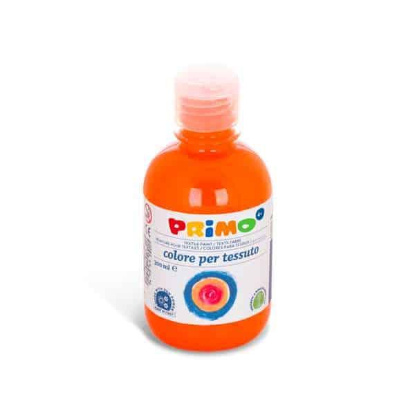 Barva na textil PRIMO 300ml, oranžová (č. barvy 250)