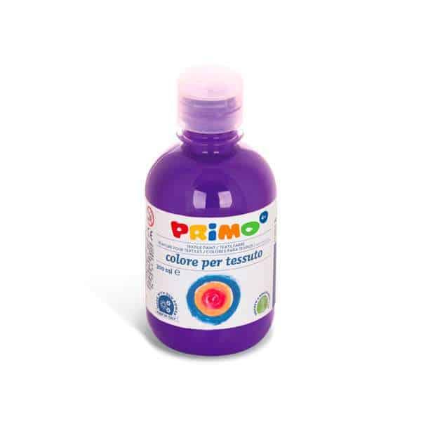 Barva na textil PRIMO 300ml, fialová (č. barvy 400)