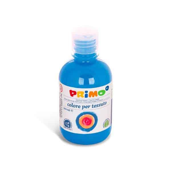 Barva na textil PRIMO 300ml, sv. modrá (č. barvy 501)