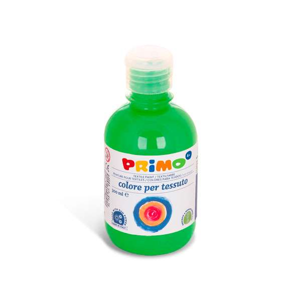 Barva na textil PRIMO 300ml, zelená (č. barvy 610)