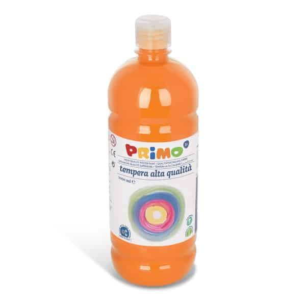Temperová barva PRIMO, 1000ml, oranžová (č. barvy 250)