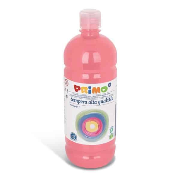 Temperová barva PRIMO, 1000ml, růžová (č. barvy 330)