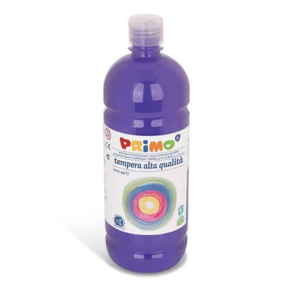 Temperová barva PRIMO, 1000ml, fialová (č. barvy 400)