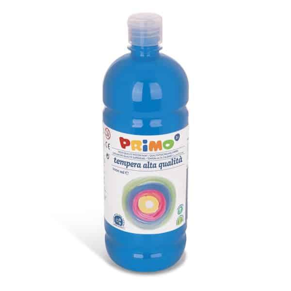 Temperová barva PRIMO 1000 ml, sv. modrá