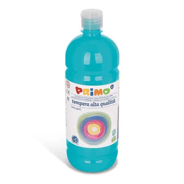 Temperová barva PRIMO 1000 ml, tyrkys