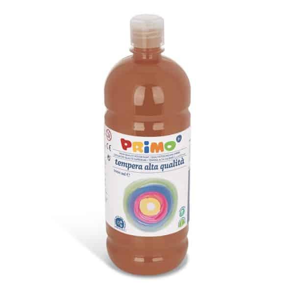 Temperová barva PRIMO 1000 ml, hnědá siena pálená