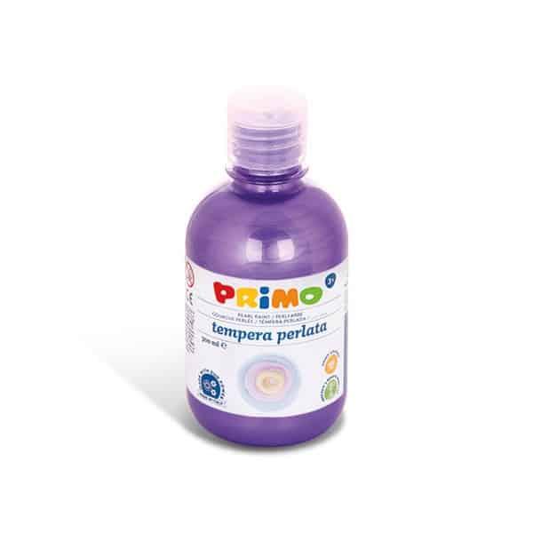 Temperová barva PRIMO perleťová 300ml, fialová (č. barvy 400)