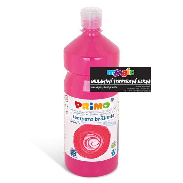 Temperová barva MAGIC, 1000 ml, bramboříková (č. barvy 350)