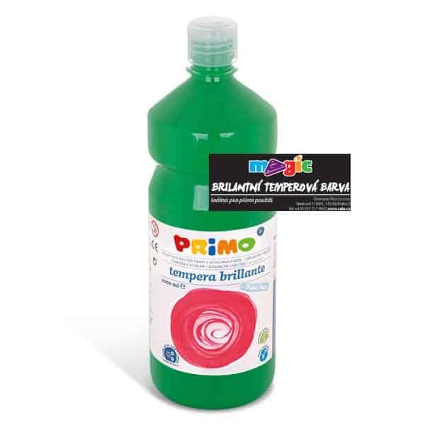 Temperová barva MAGIC, 1000 ml, zelená (č. barvy 610)