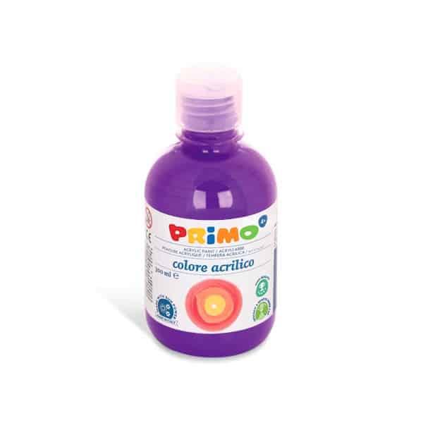 Akrylová barva Primo 300ml, fialová