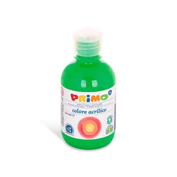 Akrylová barva Primo 300ml, zelená