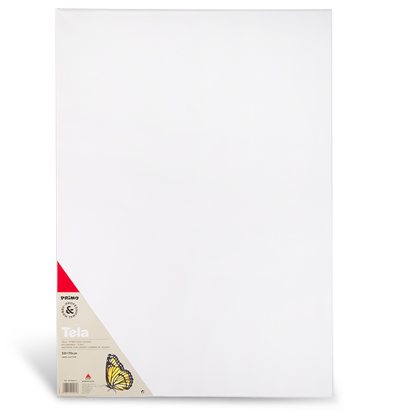 Malířské plátno na rámu PRIMO 50x70cm, 100% bavlna