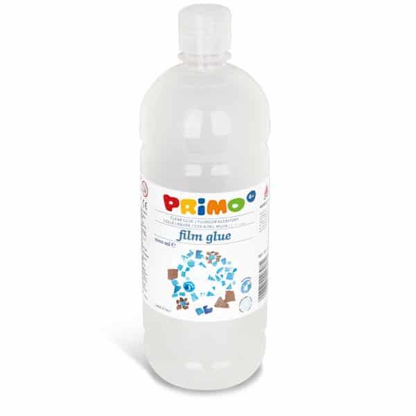 Lepidlo PRIMO, tekuté transparentní na papír, 1000ml