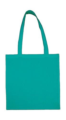 Taška bavlněná, tyrkysová (Turquoise)